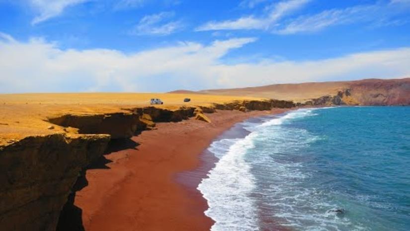 3 playas increíbles para disfrutar y desconectarte en Paracas
