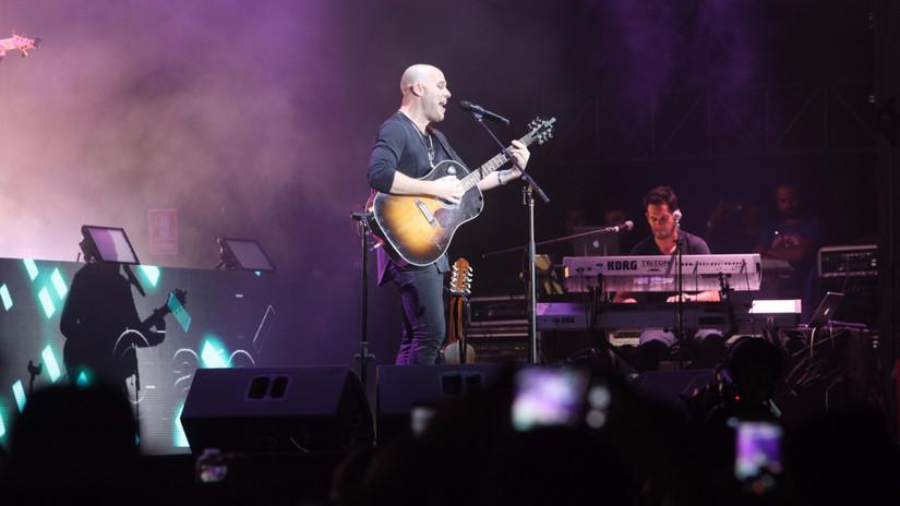 Gian Marco sorprendió en concierto corporativo en Lima
