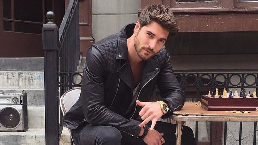 7 looks que demuestran que los hombres que visten de negro son más atractivos