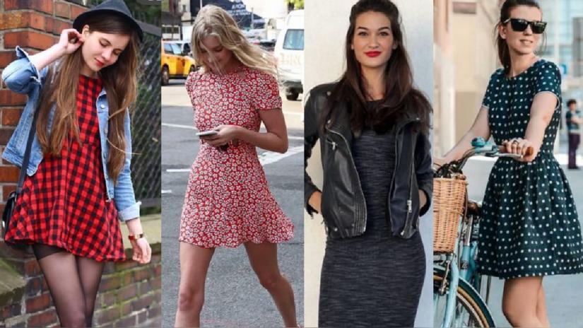 9 formas de llevar vestido sin tener que usar tacones