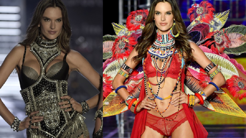14 momentos de la última pasarela de Alessandra Ambrosio en el Victoria's Secret Fashion Show