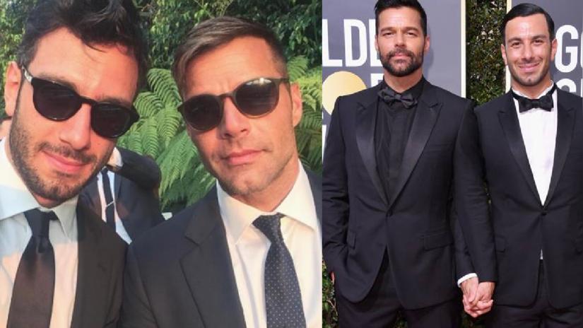 22 fotos que resumen la apasionada historia de amor de Ricky Martin y Jwan Yosef