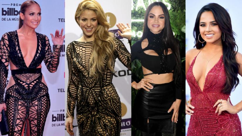 Billboard Latinos: 4 cantantes que compiten en Artista Femenino del Año