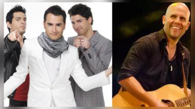 Gian Marco y Reik en los Especiales de Corazón