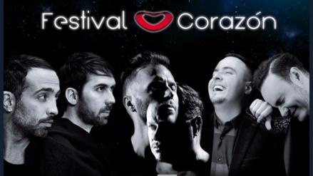 Sin Bandera, Camila y Rio Roma llegan a Perú para el Festival Corazón