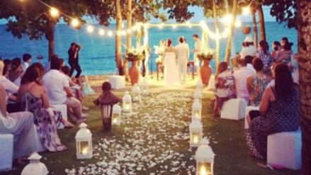 6 razones por las que casarte en la playa es una excelente idea