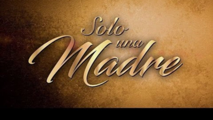 Rommy Marcovich canta el tema principal de Solo Una Madre