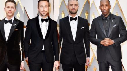 Oscar 2017: Los hombres más guapos y elegantes de la noche