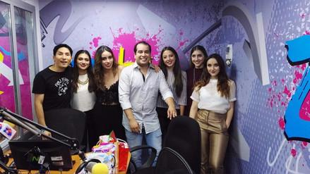 """Ventino ya está en Lima y se pronunció sobre la campaña """"La violencia se pinta de amor"""""""