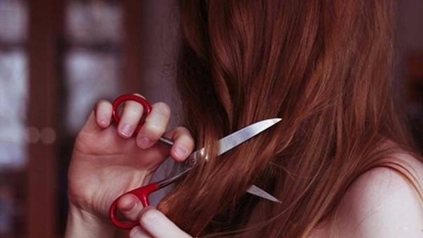 La verdadera razón de por qué algunas mujeres cortan su cabello.
