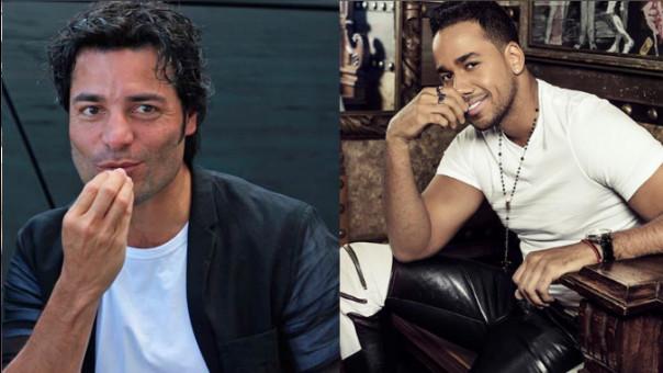 Romeo Santos y Chayanne en los Especiales de Radio Corazón