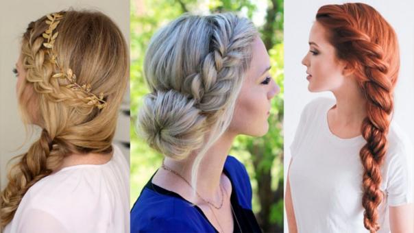 15 peinados con trenzas fabulosos para lucir en estas fiestas