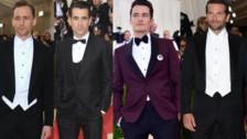 Los hombres más atractivos del Met Gala