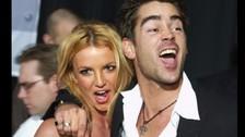 Britney Spears y Colin Farrell