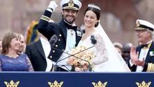 La historia de amor de Carlos Felipe de Suecia y Sofia Hellqvist