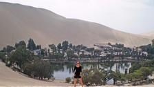 Huacachina, en Ica, a solo 4 horas de Lima