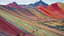 Ausangate, la majestuosa montaña de siete colores en Perú