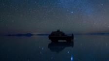 El Salar de Uyuni: un espejo infinito