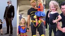 12 disfraces originales para padres e hijas