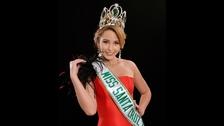 Miss Bolivia Antonella Moscatelli