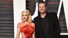 Gwen Stefani, 46, y Blake Shelton, 40