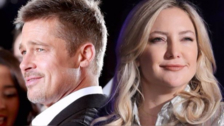 Hermano de Kate Hudson habló de supuesto romance con Brad Pitt