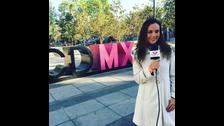 Connie Chaparro en México
