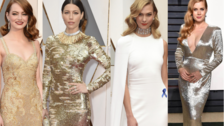 Oscar 2017: Las más sexys y mejor vestidas de la noche
