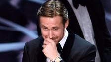 Ryan Gosling revela por qué se rió durante error en los Oscar por La La Land