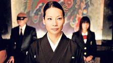 Lucy Liu, otro de los personajes claves de Kill Bill.