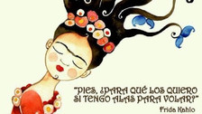 30 poderosas frases de Frida Kahlo sobre la vida y el amor