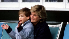 La tierna promesa que el príncipe William le hizo a la Princesa Diana antes de morir