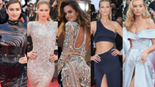 Cannes: Ángeles de Victoria's Secret y top models invaden la alfombra roja