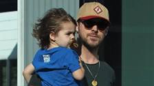 Esmeralda: Hija de Ryan Gosling y Eva Mendes ya tiene 2 años