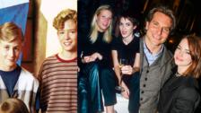10 famosos que vivieron juntos antes de ser millonarios
