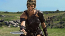 Wonder Woman: Robin Wright como Antíope, la más fiera de las Amazonas