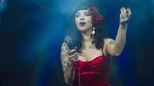 Mon Laferte agota las entradas para su concierto en Lima