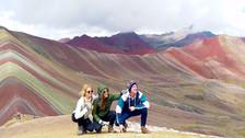 Montaña de 7 colores, Cusco