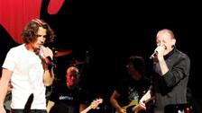 Fotos que resumen la amistad de Chester Bennington y Chris Cornell