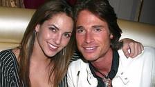 Sebastián Rulli y Bárbara Mori