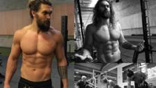 El duro entrenamiento que siguió Jason Momoa para ser Aquaman