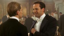 Villano de Titanic irreconocible en enceuntro con Kate Winslet y Leonardo DiCaprio