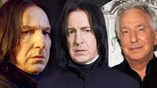 Alan Rickman (Snape)