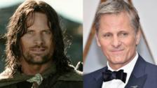 Viggo Mortensen era Aragorn.