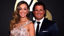 Carlos Vives y la historia de amor con su esposa Claudia Elena Vásquez