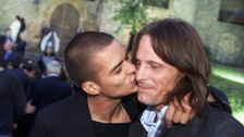Viggo Mortensen y Orlando Bloom