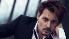 Johnny Depp tiene 54.