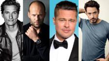 16 famosos que demuestran que los años hacen más atractivos a los hombres