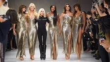 Las supermodelos más más cotizadas de los 80 y 90, que a su vez, fueron musas incondicionales de Gianni Versace.