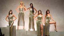 Top's del 90 homenajearon a Gianni Versace en el aniversario de su muerte